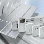 Das CF2-System von Danfoss regelt die Heiz- und Kühlfunktion von Flächenheizungen drahtlos