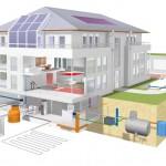REHAU bietet zukunftsorientierte und ganzheitliche Lösungen für die Bauwirtschaft - vom privaten Wohnungsbau, über den Geschosswohnungsbau bis hin zum Industrie-, Gewerbe- und Verwaltungsbau.