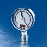 Manometer Fluidsensor für Food und Prozessindustrie