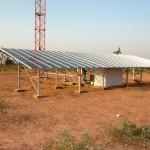 Photovoltaikanlagen von Phaesun liefern Strom für die Telekommunikation in Burkina Faso.