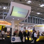 Azur Solar Stand Intersolar Europe 2010