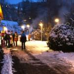 LED Weihnachtsschau in Pettenbach - Danzermuehle