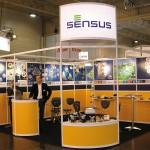 Der Sensus Messestand auf der GetNord 2010