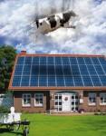 Antares Solarmodule Schnee- und Kuhfest